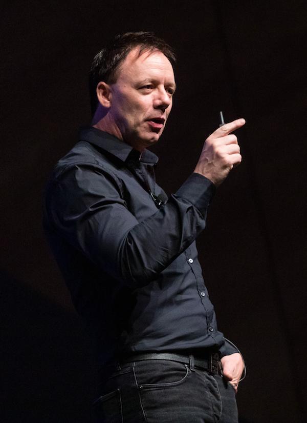 Business expert Jason Cunningham