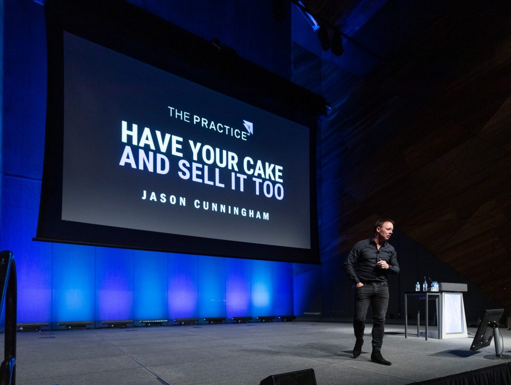 Jason Cunningham keynote presentation Xerocon