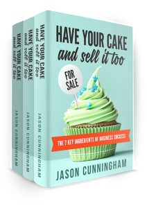 Have your cake and sell it too